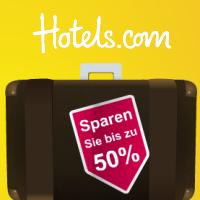 Hotels.com – 50% zniżki na hotele