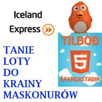 Islandia na wakacje już za 270 PLN w jedną stronę