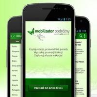 Mobilizator Podróżny, czyli nowa aplikacja mobilna