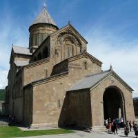 Gruzja 2013 – relacja część 3 (Upliscyche, Gori, Mccheta i Tbilisi)