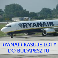 Ryanair zawiesza loty na zimę (Budapeszt i wiele innych tras z Polski!)