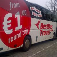 BestBusTravel – z Berlina do Amsterdamu już od 0.50 EUR (+konkurs)