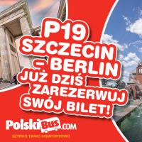 PolskiBus: bilety Szczecin – Berlin od 1 PLN*!