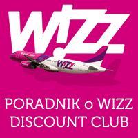 Poradnik: WIZZ Discount Club