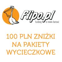 100 PLN zniżki na pakiety od Flipo.pl (kod rabatowy)