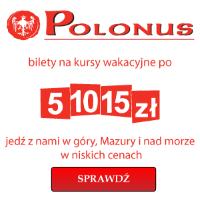 Bilety w góry i nad morze od 5 PLN (PKS Polonus)
