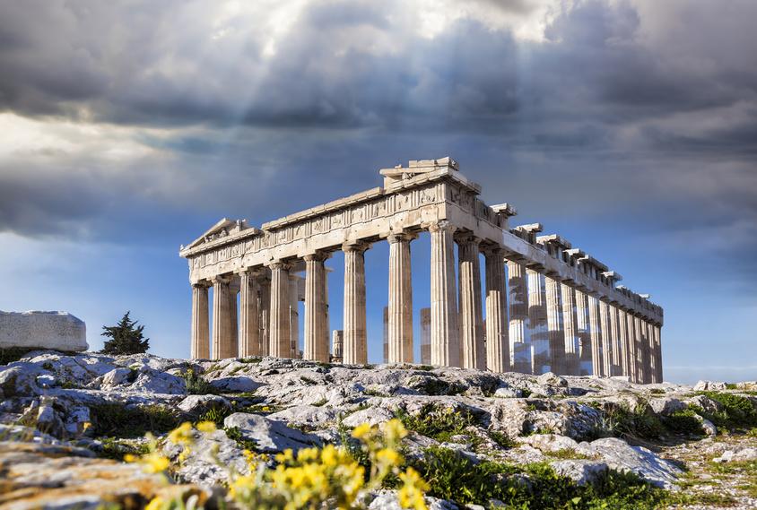 Grecja (Ateny) już od 78 PLN w dwie strony