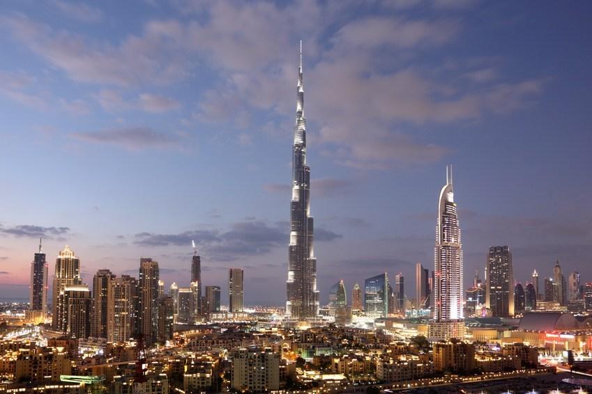 Dubaj: loty już od 999 PLN w dwie strony (dwie linie do wyboru!)
