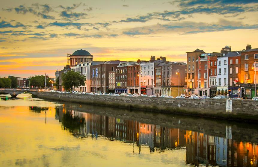 Jedna z nowych tras PLL LOT. Dublin bezpośrednio