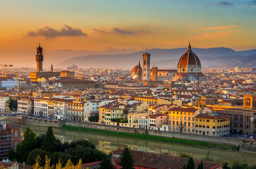 Rewelacja! Florencja z Polski w bardzo dobrej cenie – linią tradycyjną