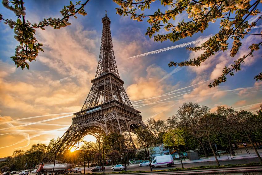 Paryż z Krakowa na pokładzie easyJet (loty + transfer)