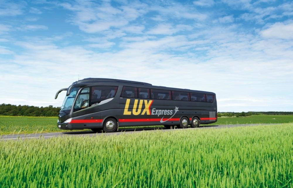 Lux Express: krajówki już od 7 PLN