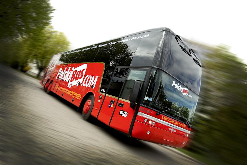 PolskiBus: dzieci na ferie jadą za 0 PLN*