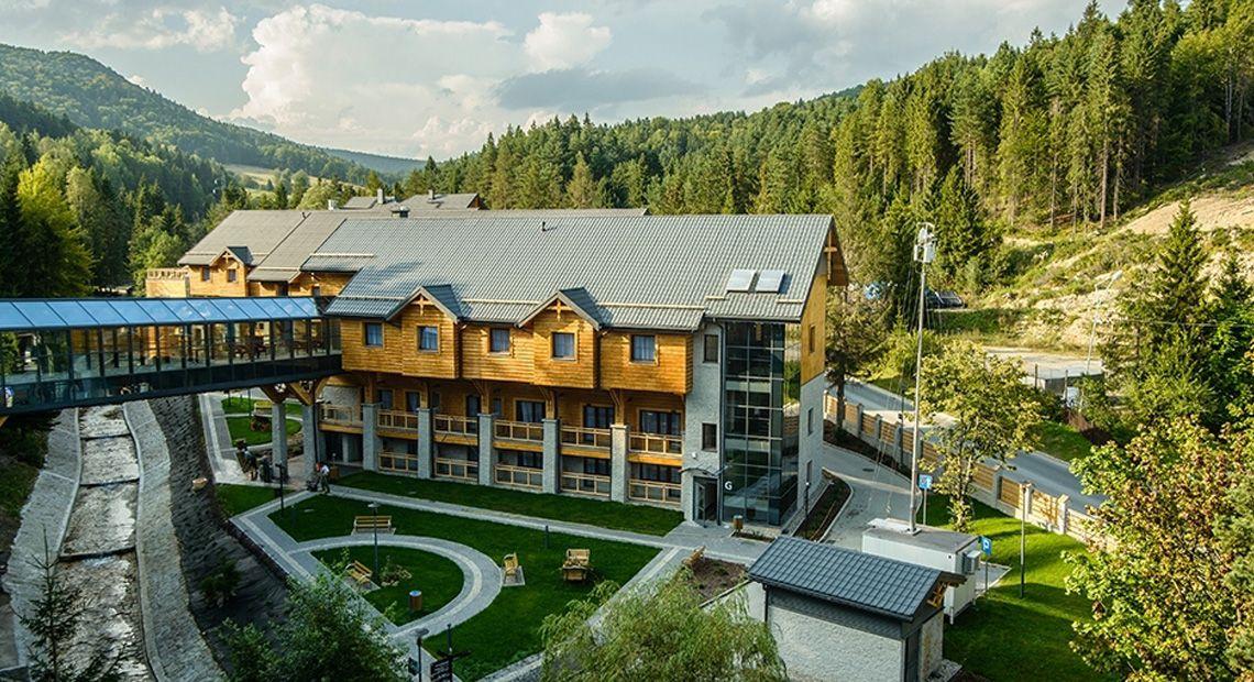 Czarny Potok Resort & SPA – noclegi w Beskidach (nowa opcja cenowa)