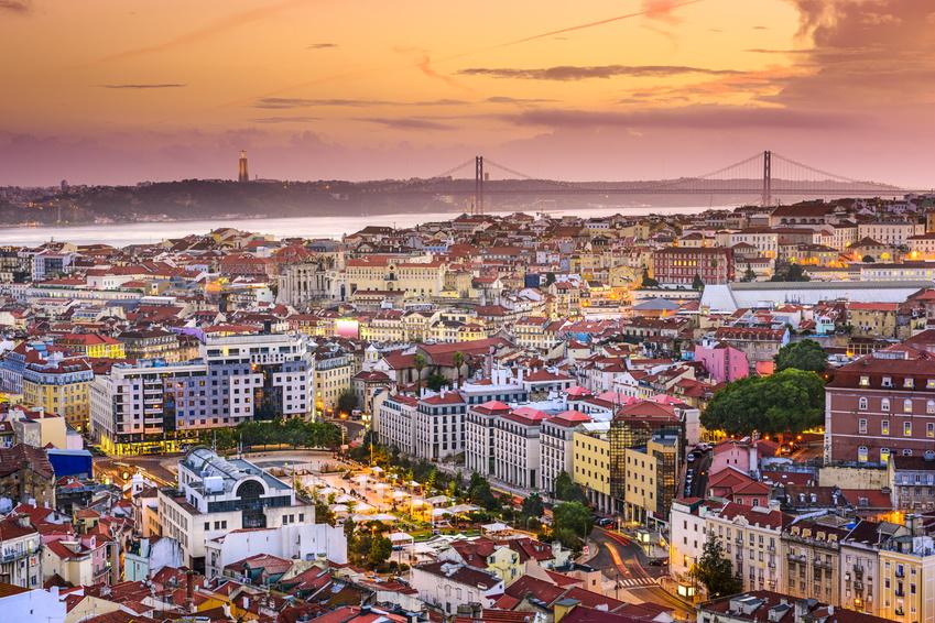Lufthansą do Lizbony – fajna cena lotów z Polski