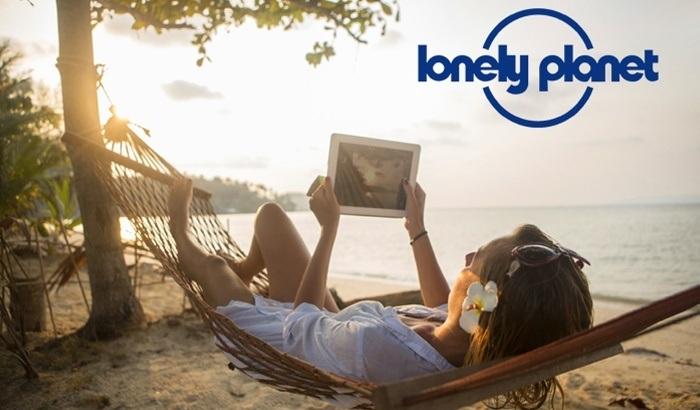 Lonely Planet: wszystkie przewodniki e-book w jednej cenie!