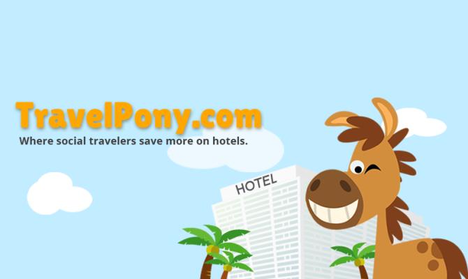 TravelPony: 25 USD zniżki na hotele (z min.)