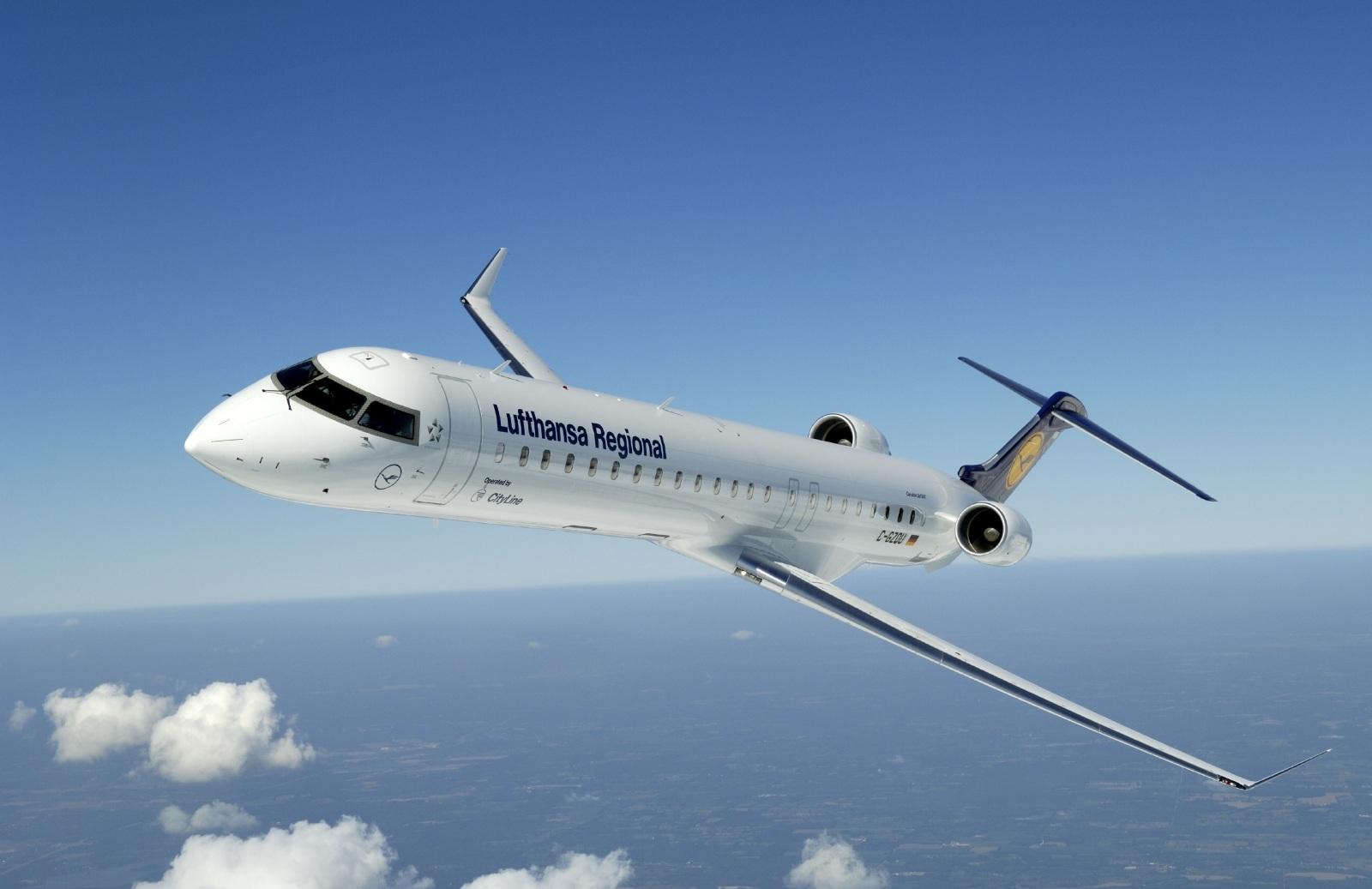 Lufthansa poleci z Rzeszowa do Monachium