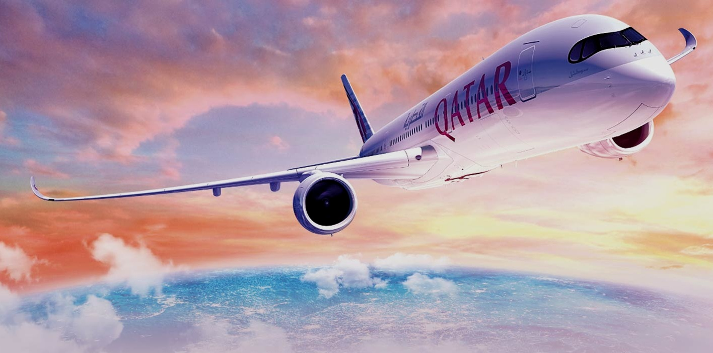 Walentynkowa promocja w Qatar Airways