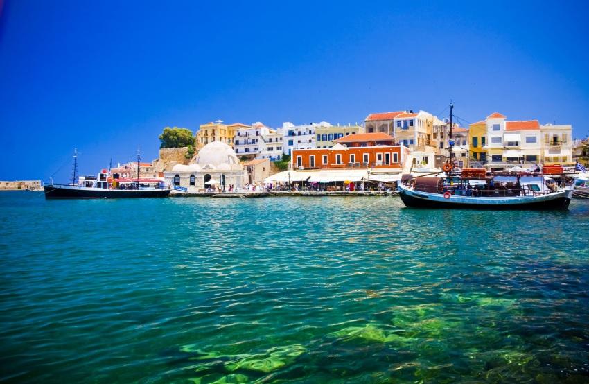 Kreta (Chania): loty dla każdego. A do kompletu noclegi i wynajem auta!