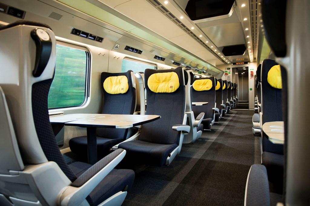 Podróż pociągiem – co Was najbardziej wkurza w zachowaniu współpasażerów?
