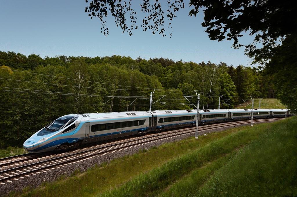 Pendolino w barwach PKP Intercity przejechały już 30 mln kilometrów