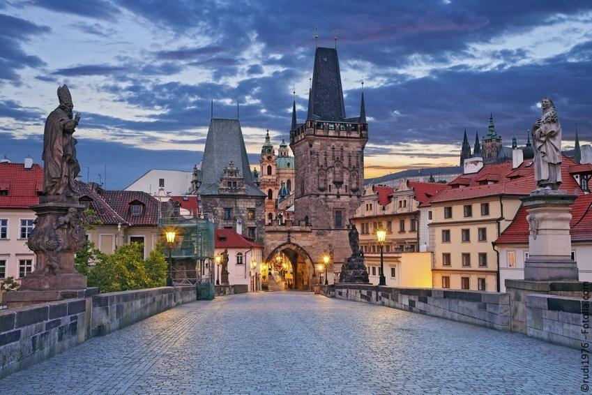 Praga: przejazdy już od 12 PLN (promocja Ecolines)