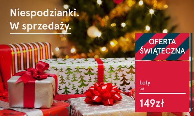 Przegląd promocji: świąteczna oferta Norwegian z lotami od 149 PLN