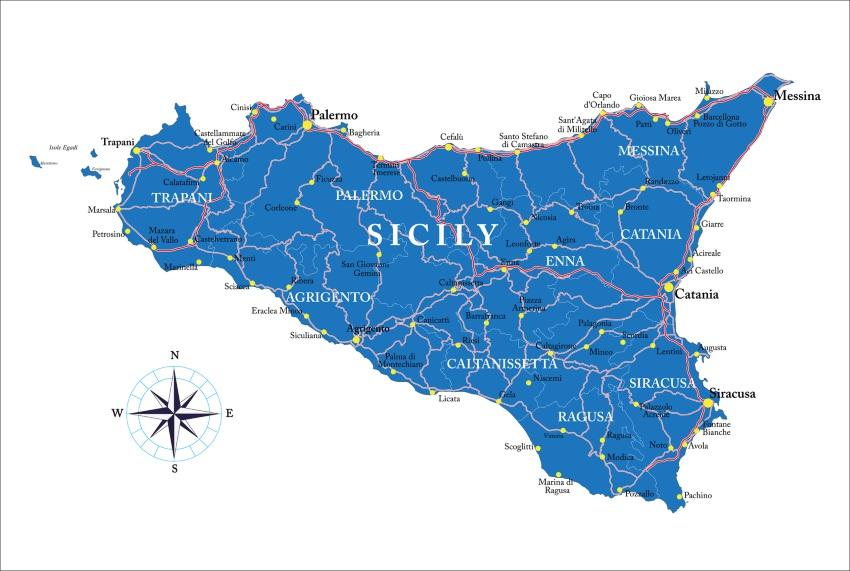 Sycylia prosto z Polski już za 78 PLN RT