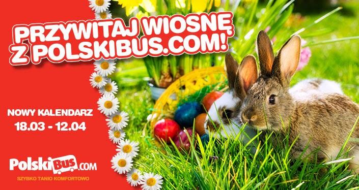 PolskiBus: nowa pula biletów od 1 PLN na przejazdy do kwietnia