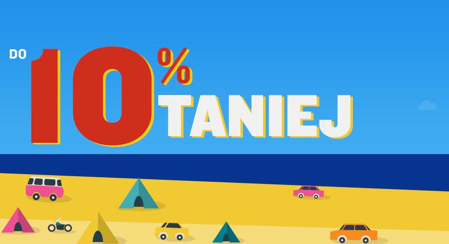 Ryanair: 10% rabatu na loty w kwietniu i maju