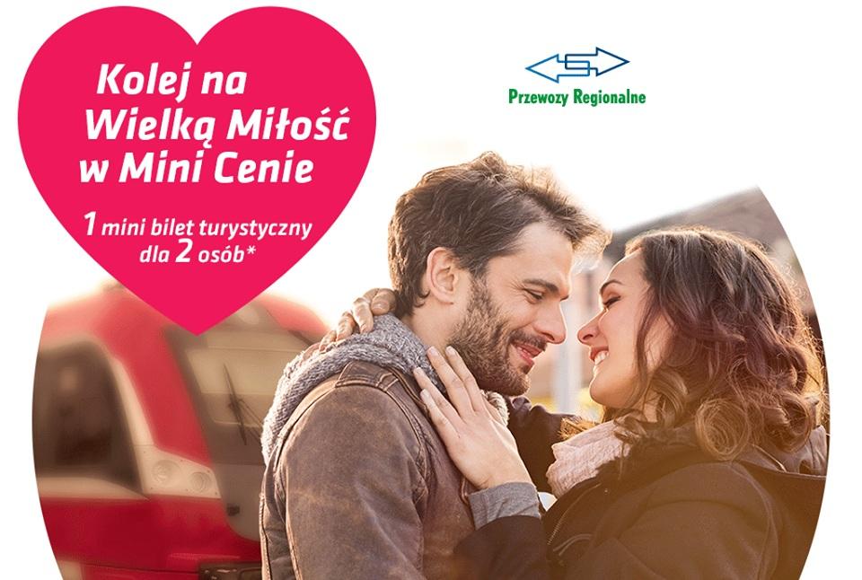 Przewozy Regionalne: nieograniczone przejazdy dla dwóch osób za jedyne 39 PLN