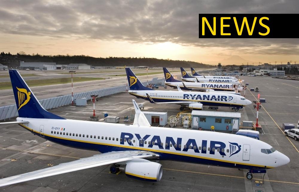 Ryanair rozszerza loty przesiadkowe o kolejne lotnisko (Mediolan Bergamo)