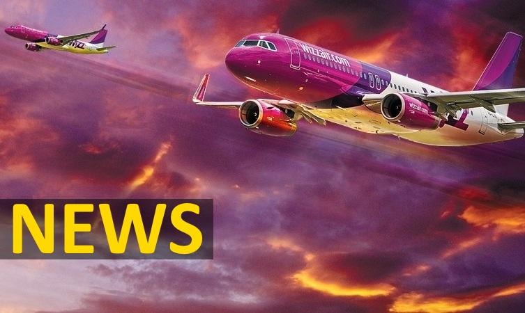 Wizz Air: dużo nowych tras z Warszawy!