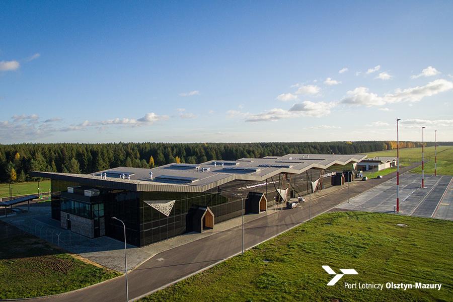 Ryanair poleci z Szyman (nowa trasa i nowa linia na lotnisku Olsztyn Mazury)