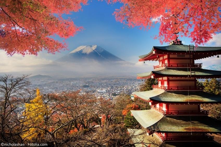 Japonia w promocji. Tokio z Polski za trochę ponad 1900 PLN RT