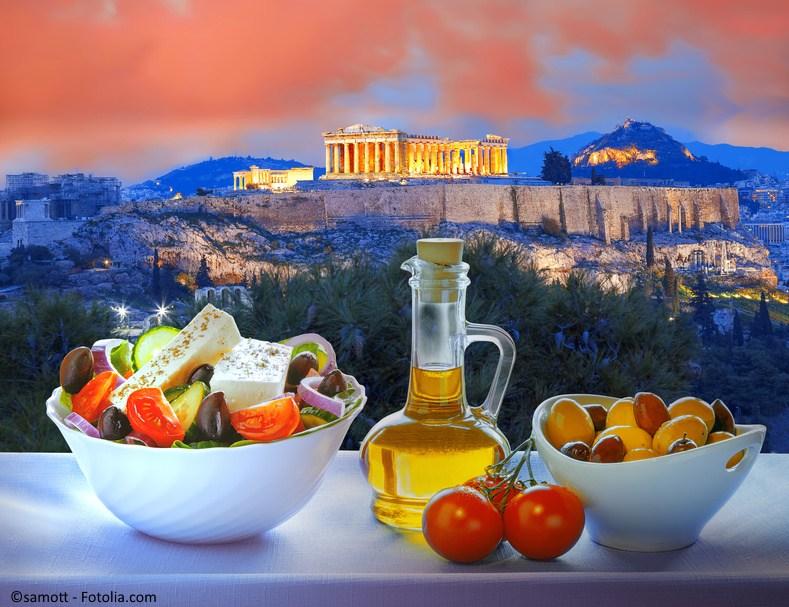 Ateny z Modlina – fajna cena lotów w styczniu