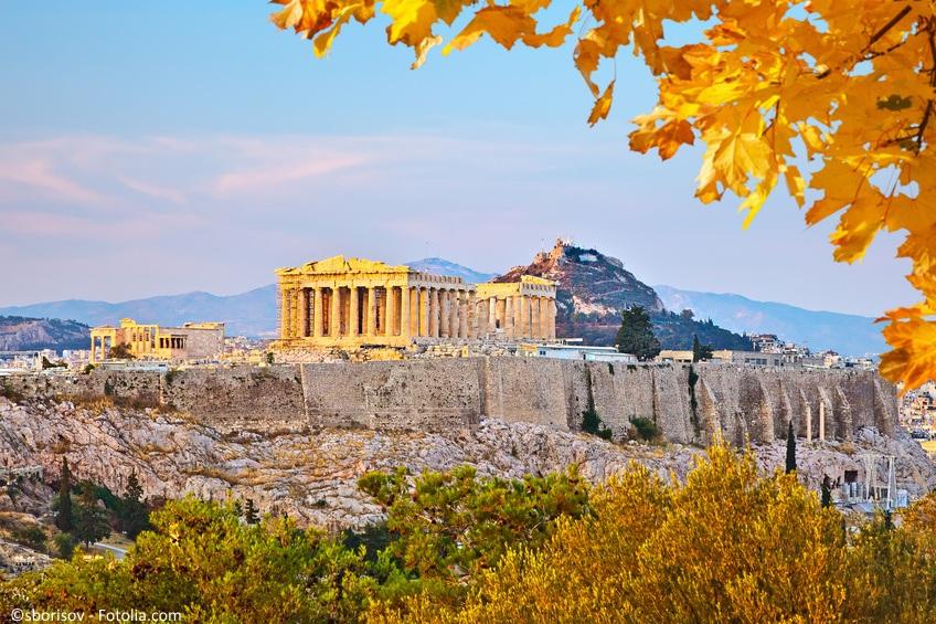 Ateny już od 84 PLN RT. Fajna okazja na podróż