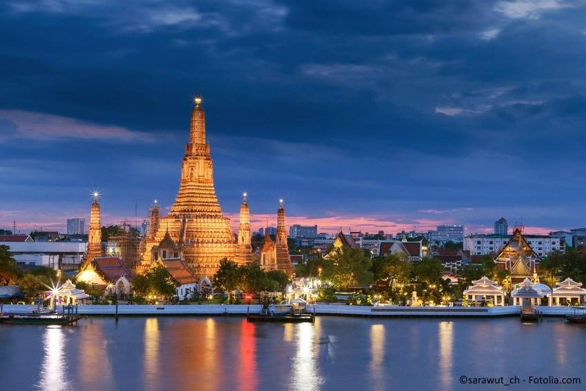 Bangkok w wyprzedaży KLM / Air France. Dobra cena lotów z Polski