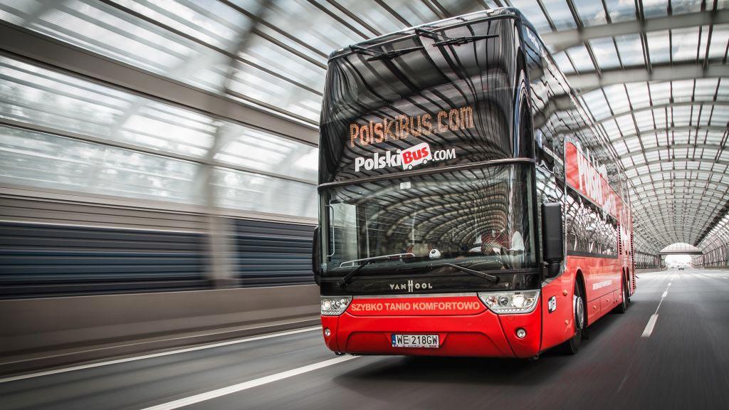 Dzieci jadą za 0 PLN* – PolskiBus przedłuża promocję!