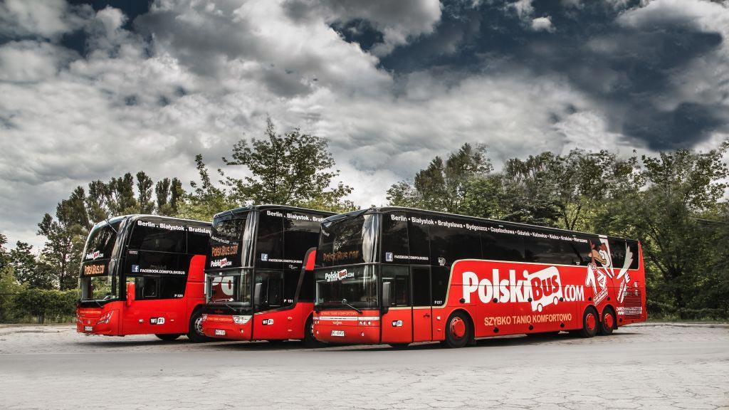 PolskiBus: nowe terminy z biletami od 1 PLN*
