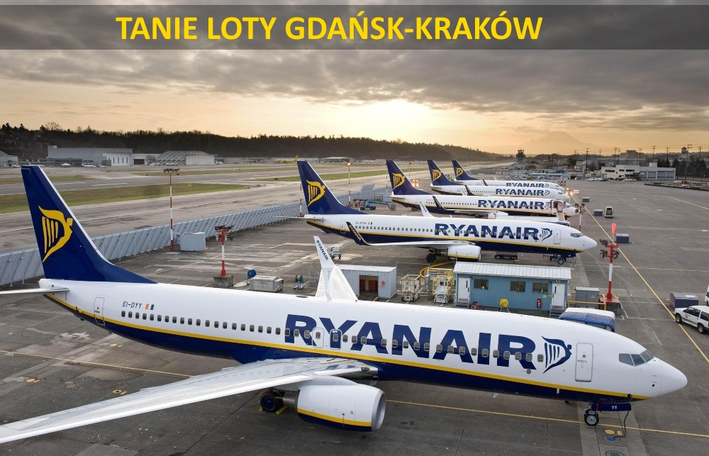 Z góry na dół lub z dołu do góry za 59 PLN – loty krajowe w Polsce
