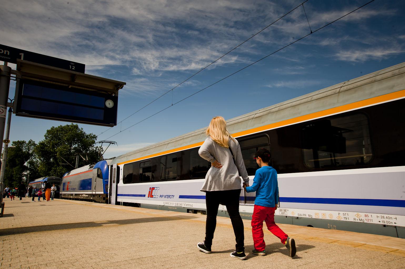 Powrót pociągów międzynarodowych na tory