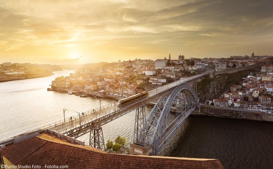 Ville de Porto Portugal