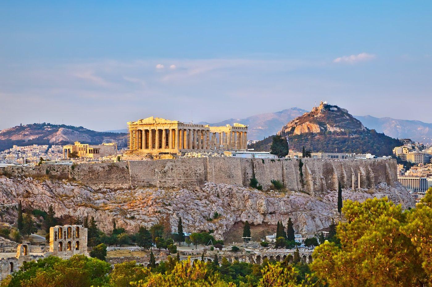 Ateny z Modlina – promocja lotów w dobrej cenie (dla każdego)
