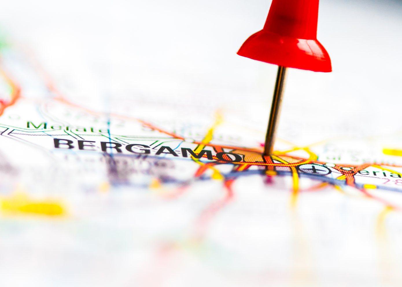 Bergamo już od 130 PLN RT. Dla każdego + kalendarz terminów.