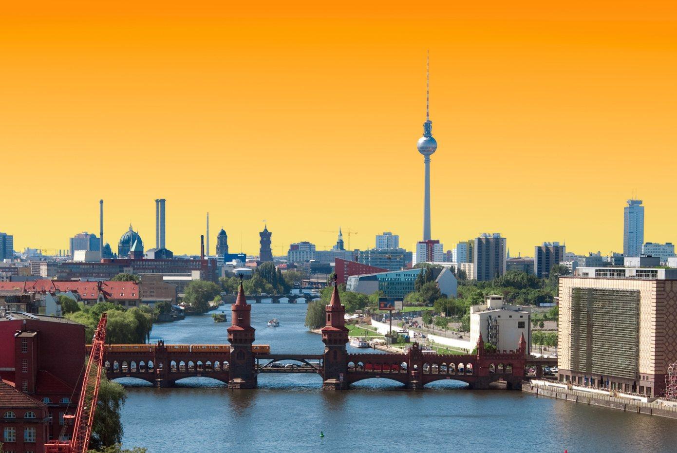 Berlin już 78 PLN. Tanie loty w wakacje!