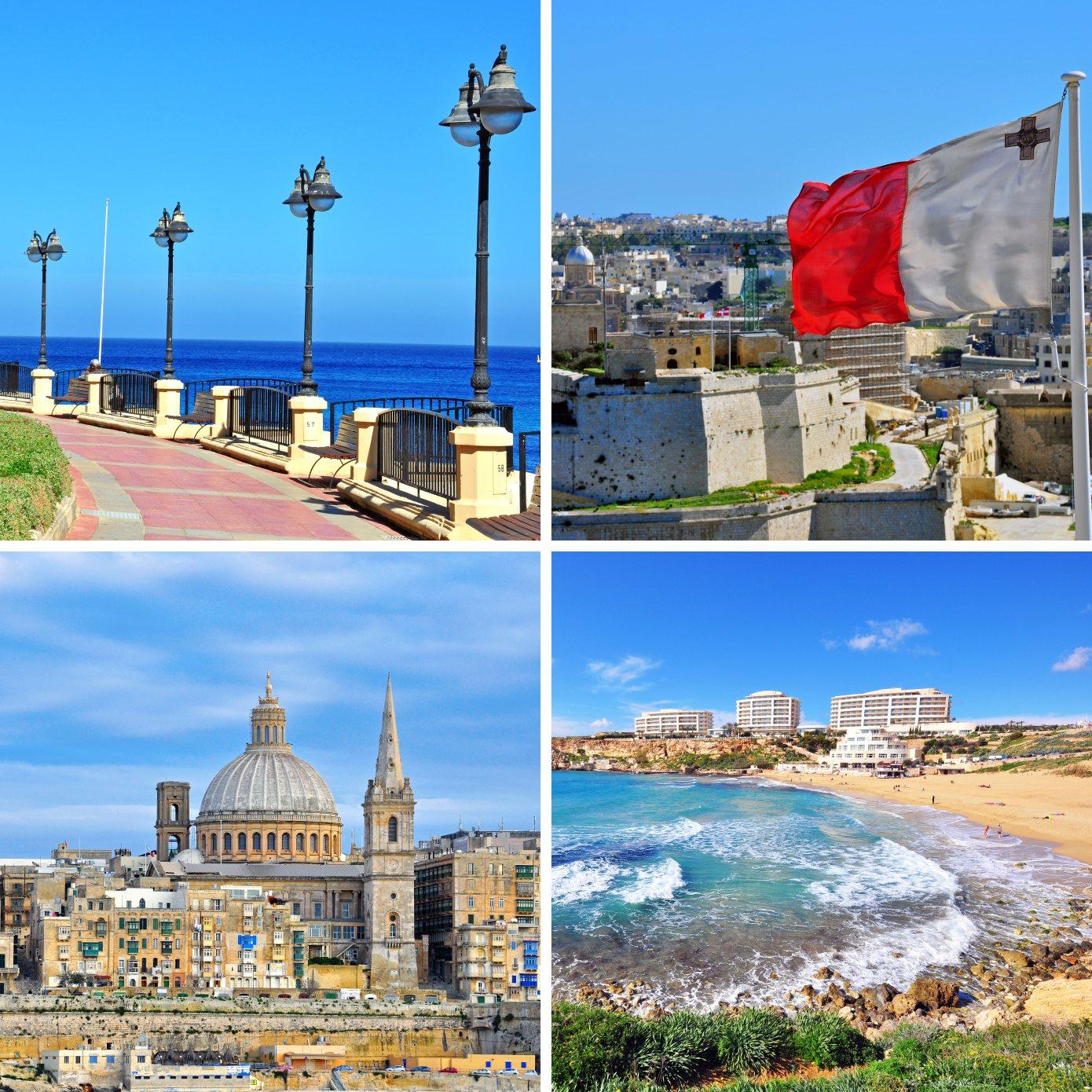 Malta z Katowic w dobrej cenie – doloty nawet za… 44 PLN!