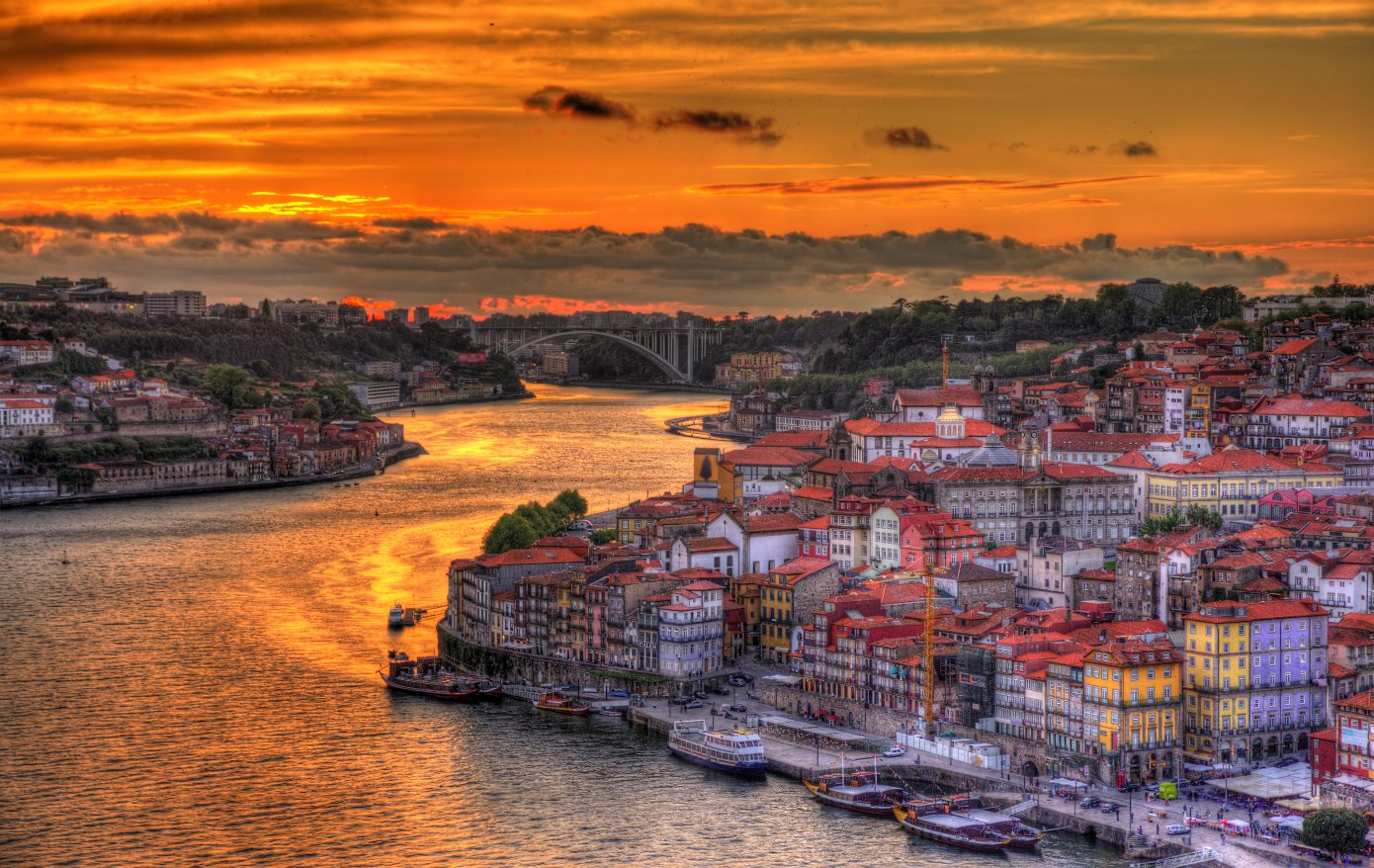 Porto z Polski w super cenie – promocja Lufthansy
