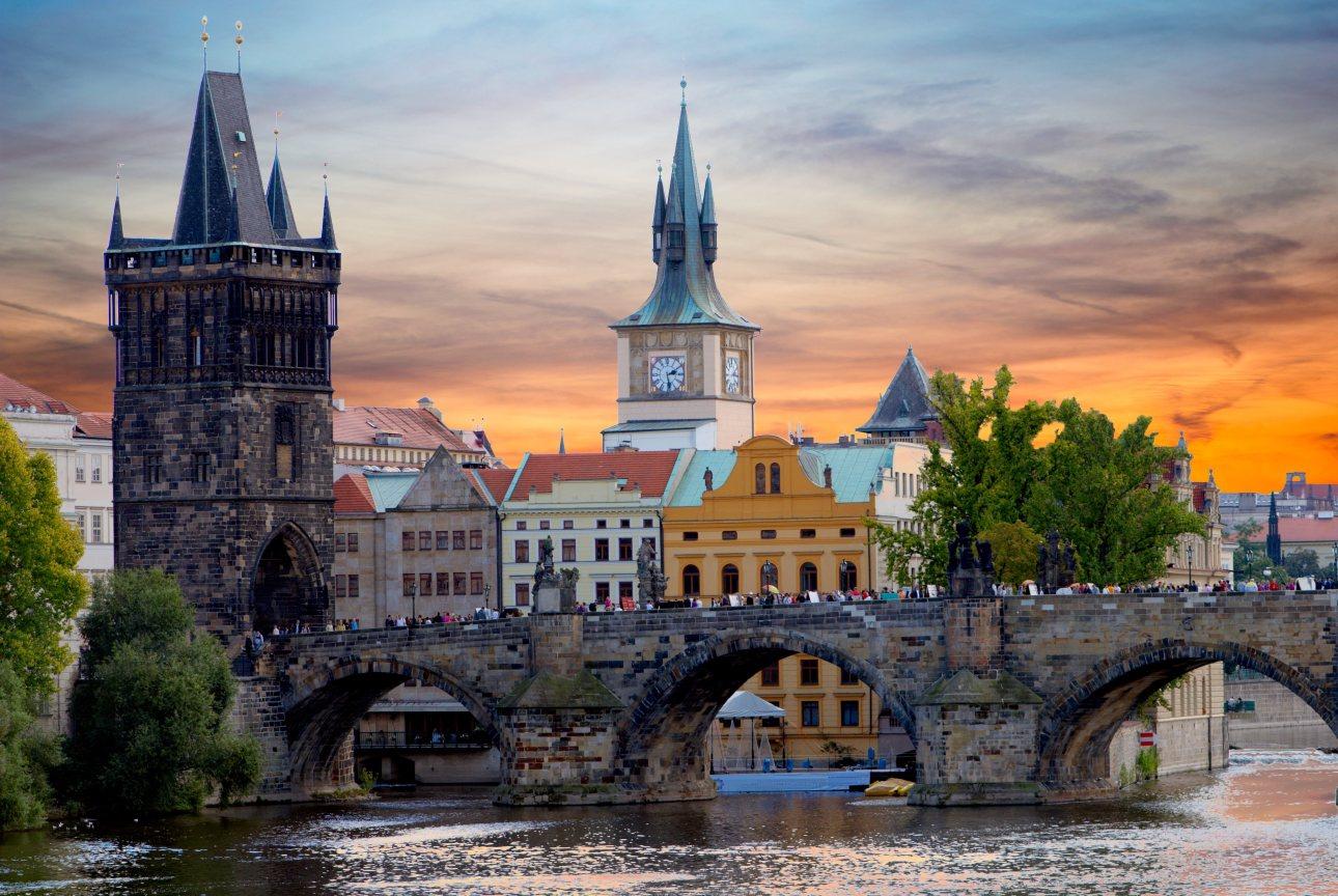 Leo Express: Praga pociągiem w dobrej cenie. Nowe terminy!